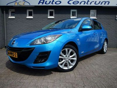 tweedehands Mazda 3 1.6 GT-M LINE stoelverw. sportint. pdc cruise 4x e