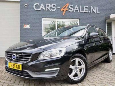 tweedehands Volvo V60 CC D2 Business Prof. + Blis + E + Lmv + Navi + Pdc