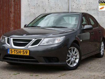 tweedehands Saab 9-3 Sport Sedan 1.9 TiD Vector met leder en trekhaak