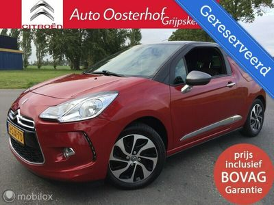 tweedehands Citroën DS3 1.6 e-HDi So Chic Perfo/HIFI/Clima LUXE