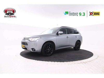 tweedehands Mitsubishi Outlander 2.0 PHEV Instyle Leer, Schuifdak, Climate control,