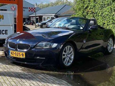 tweedehands BMW Z4 2.5 I ROADSTER 2.5I Executive LEER