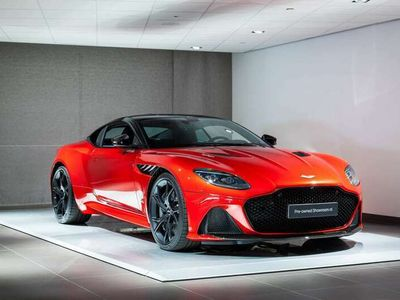 tweedehands Aston Martin DBS V12 Superleggera