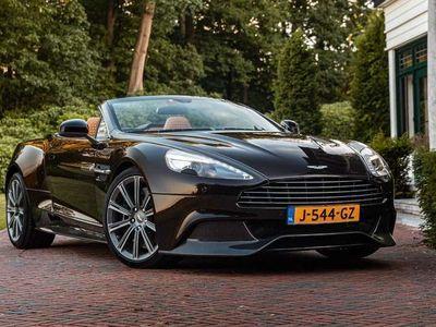 tweedehands Aston Martin Vanquish Volante Exportprice € 143.000,-