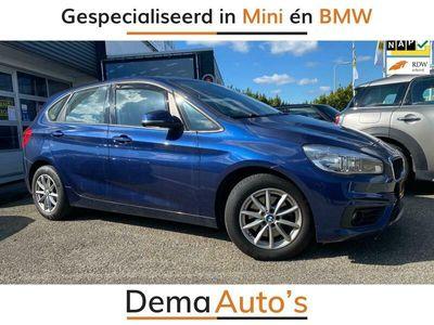 tweedehands BMW 218 2-SERIE Active Tourer i AUTOMAAT/NAVI/ECC/PDC/KEY-LESS