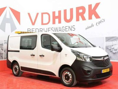 tweedehands Opel Vivaro 1.6 CDTI 120 pk PDC/Trekhaak/Zwaailamp/Cruise/Airc