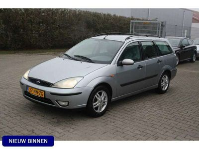 tweedehands Ford Focus Wagon 1.6-16V Trend