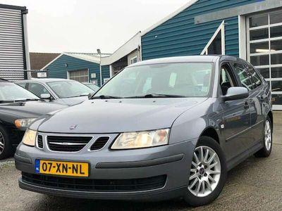 tweedehands Saab 9-3 Sport Estate 2.0T 176PK Linear/ECC/LMV/APK 15-01-2