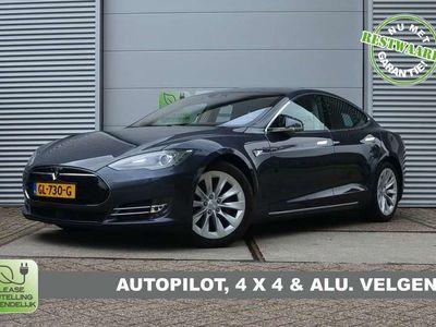tweedehands Tesla Model S 70D (4x4) AutoPilot, LifeTime free SuperChargen, e