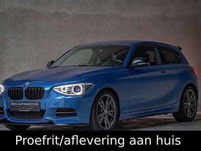 tweedehands BMW M135 135 i High Executive Schuifdak M-Performance Navi