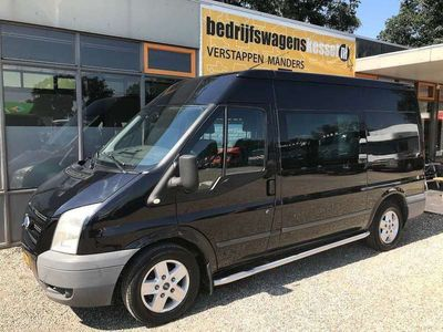 tweedehands Ford Transit 280M140 2.2 TDCI L2H2 DC 5-Pers Airco