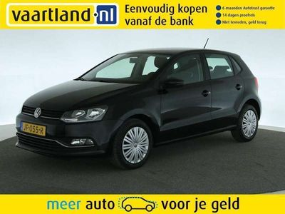 tweedehands VW Polo 1.2 TSI Executive Plus DSG Aut. 5-drs [ navi airco
