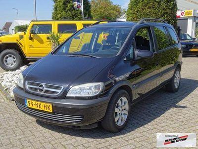tweedehands Opel Zafira 1.8 Benzine 2003 Trekhaak