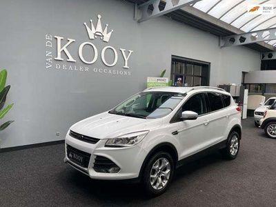 tweedehands Ford Kuga 1.5 EcoBoost Trend Essential 150pk 6-12 m garantie