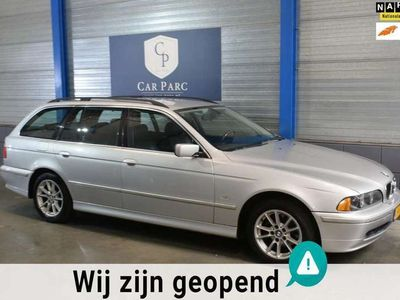 tweedehands BMW 525 525 Touring i Edition INDIVIDUAL/FACELIFT/LEER+S.VE