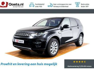 tweedehands Land Rover Discovery Sport 2.0 TD4 HSE 7p. Navigatie - PDC - Xenon - Cruise C