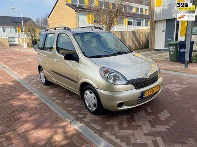 tweedehands Toyota Yaris Verso AUTOMAAT / Airco / Hoge instap / Leuke auto
