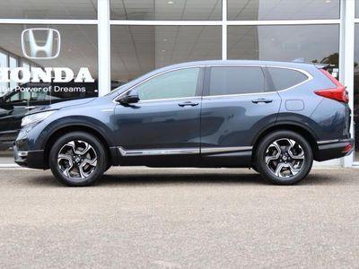 tweedehands Honda CR-V 2.0 HYBRID 4WD automaat Elegance