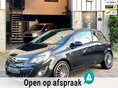 tweedehands Opel Corsa 1.4-16V Prins LPG-G3 Facelift NWE APK