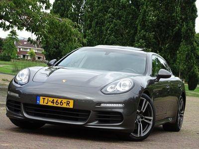 tweedehands Porsche Panamera 3.0 D V6 250PK+ PDK / facelift PCM / LED