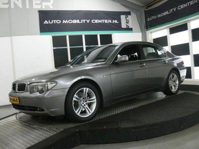 tweedehands BMW 740 7-SERIE D EXECUTIVE AUTOMAAT VOL OPTIES-NIEUWSTAAT