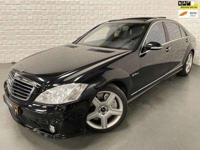 tweedehands Mercedes S63 AMG AMG Lang DEGISNO/VOL OPTIES/NAP