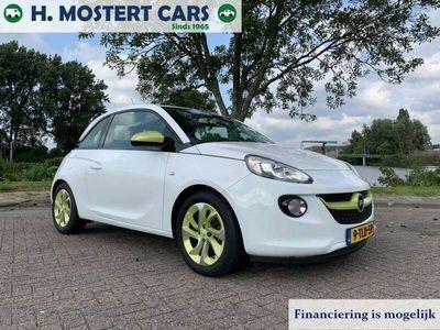 tweedehands Opel Adam 1.4 Jam * FULL OPTIONS * NAVIGATIE * LEDER * APK *