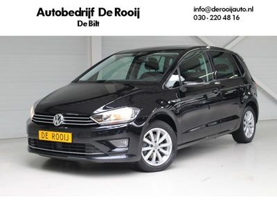 tweedehands VW Golf Sportsvan 1.4 TSI Business Edition Connected Navigatie | Parkeersensoren | Climate Control | Cruise Control