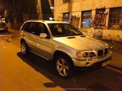 tweedehands BMW X5 4.4 i