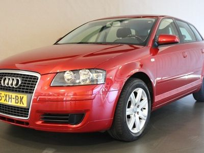 tweedehands Audi A3 1,6 Attraction [Automaat}