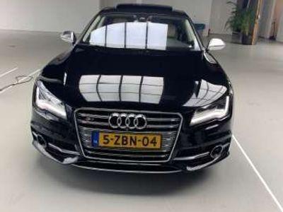 tweedehands Audi S7 zeer nette auto starten en rijden