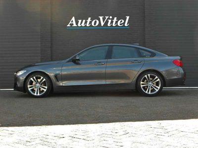 tweedehands BMW 420 Gran Coupé dAS Sport Line Aut, Sportleder, Navi, X