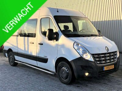 tweedehands Renault Master T35 2.3 dCi L2H2*DC*AIRCO*CRUISE*PDC*5-PERS*