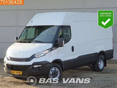 tweedehands Iveco Daily 35C14 Automaat 3500kg trekhaak Dubbellucht Airco L