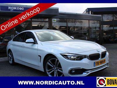tweedehands BMW 420 Gran Coupé 420i HIGH EXECUTIVE NAVI XENON HEADUP L