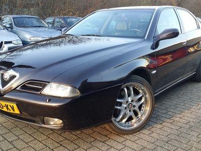 tweedehands Alfa Romeo 166 3.0 V6 FULL ALFA DNA UNIEK EXEMPLAAR!!