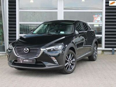 tweedehands Mazda CX-3 2.0 SkyActiv-G 120 GT-M Led Trekhaak Leder Navi