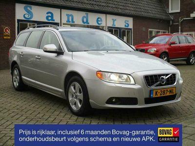 tweedehands Volvo V70 2.5 FT 230 pk Geartronic Winter-line