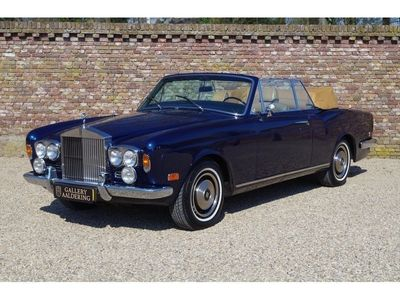 tweedehands Rolls Royce Corniche Convertible Well maintained example in a great thr