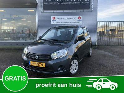 tweedehands Suzuki Celerio 1.0 Comfort | Airco | Elektrische ramen | Radio/CD | Staat in Hoogeveen