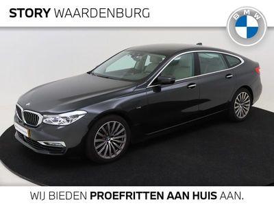 tweedehands BMW 640 6-SERIE Gran Turismo i High Executive Luxury Line Automaat / Comfort Access / Driving Assistant Plus / Head-Up / Adaptieve LED / Harman Kardon / Stoelverwarming voor + achter / Navigatie Professional