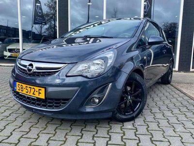 tweedehands Opel Corsa 1.2-16V Selection Airco Cruise Control