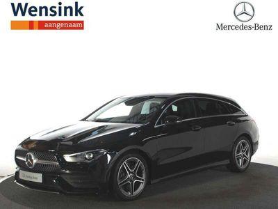 tweedehands Mercedes 220 CLA-Klasse Shooting Brake| Parkeerpakket | Spiegelpakket | Licht- en zichtpakket | Easy-Pack achterklep | Apple carplay | Digitale radio |