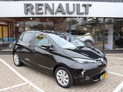 tweedehands Renault Zoe Q210 Intens Quickcharge 22 kWh (Accuhuur) Prijs incl BTW!