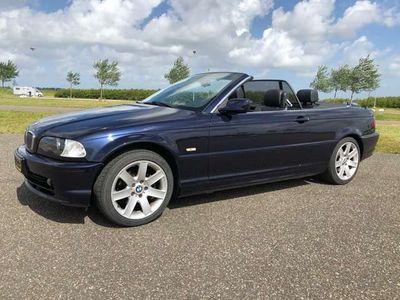 tweedehands BMW 323 Cabriolet Ci Executive 115 dkm zeer nette auto