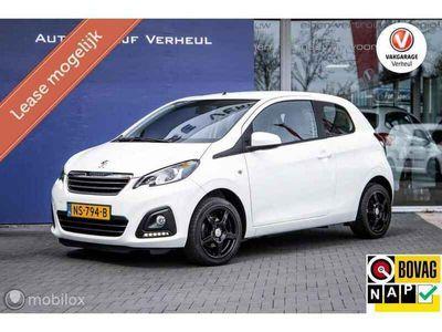 tweedehands Peugeot 108 1.0 e-VTi Active TOP!