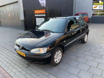 tweedehands Peugeot 106 1.1 XR NAP APK 4x Nieuwe banden