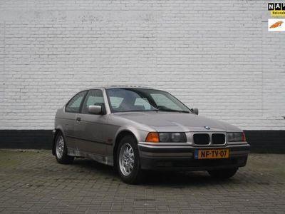 tweedehands BMW 318 Compact 318ti 1ste eigenaar Dak Airco