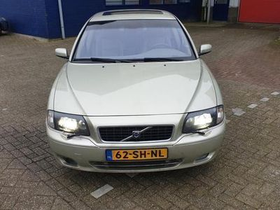 tweedehands Volvo S80 2.5T Executive 4x4 AWD . NAVI/ PDC/CRUICE CONTROL.