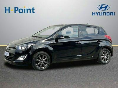 tweedehands Hyundai i20 1.2i Go! | LM-velgen | Airco | Radio FM/AM | 1-TSV